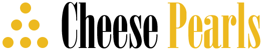 Cheese Pearls Logo